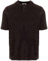 Bottega Veneta Other Materials T-shirt - Brown