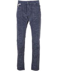Jacob Cohen J688comf02077v890 samt jeans - Blau