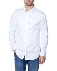Armani Exchange Cotton Shirt - White