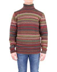 Altea Multicolour Wool Jumper