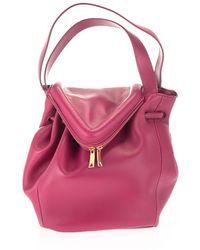 Bottega Veneta 666531vcp405562 Leather Handbag - Multicolour