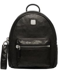 MCM - Stark Tumbler Backpack In Leather - Lyst