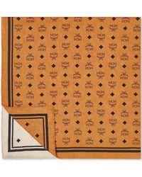 MCM Silk Monogram Scarf - Multicolour
