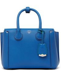 MCM - Neo Milla Tote In Park Avenue Leather - Lyst