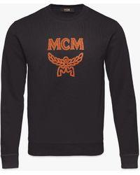 MCM Classic Logo Jumper - Black
