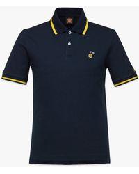MCM X Sambypen Polo Shirt - Blue