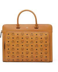MCM | Ottomar Briefcase In Visetos | Lyst