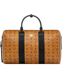 MCM Traveler Weekender In Visetos - Multicolor