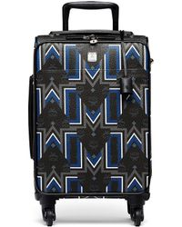 MCM - Traveller Cabin Trolley In Gunta M Stripe - Lyst
