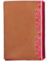 MCM Milano Wool Poncho - Multicolour