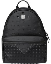 MCM - Stark Studs Backpack In Odeon - Lyst