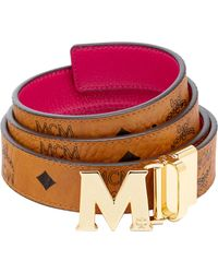 """MCM - Colour Visetos Reversible Belt 1"""" - Lyst"""