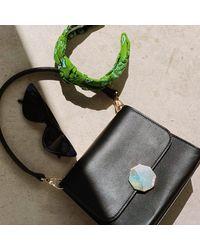 meli melo Celia Black Over The Shoulder Bag For Women