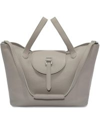 meli melo - Thela | Tote Bag | Taupe - Lyst