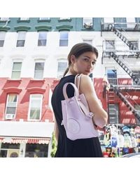 meli melo New York City Pink Backpack