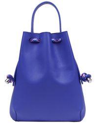 meli melo - Briony Mini | Backpack | Majorelle Blue - Lyst