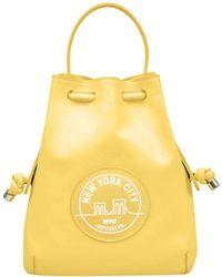 meli melo - Nyc Briony | Mini Backpack | Brooklyn Yellow - Lyst