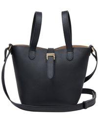 meli melo Thela Shopper | Mini | Black