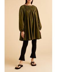 Merlette Siddal Dress?variant=39318911746150 - Green