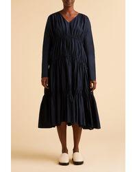 Merlette Ophelia Dress?variant=39318911221862 - Blue