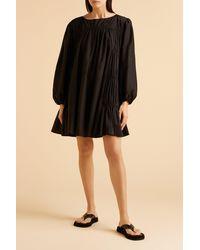 Merlette Siddal Dress?variant=39318911549542 - Black