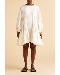 Merlette Byward Ivory - White