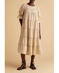 Merlette Paradis Dress - Natural