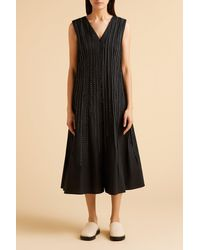 Merlette Eaton Dress?variant=39314851004518 - Black