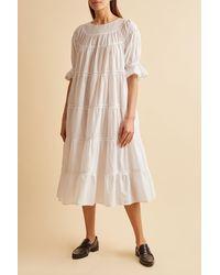 Merlette Paradis Dress?variant=31491992911974 - White