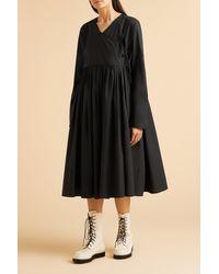 Merlette Collier Dress?variant=39318909812838 - Black
