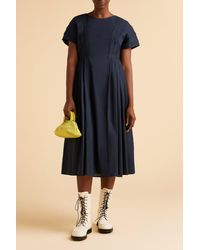 Merlette Millais Dress - Blue