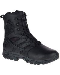 "Merrell Moab 2 8"" Tactical Response Waterproof Boot - Black"