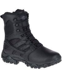 "Merrell - Moab 2 8"" Tactical Response Waterproof Boot - Lyst"