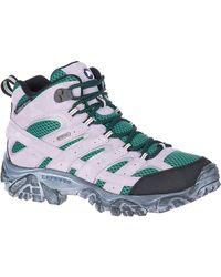 Merrell Moab 2 Mid Waterproof X Outdoor Voices - Multicolor