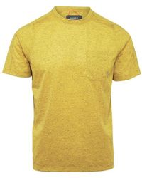 Merrell - Trailhead Short Sleeve Slub Tee With Drireleasetm - Lyst