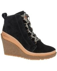 Merrell - Tremblant Wedge Lace - Lyst