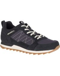 Merrell Alpine Sneaker - Black