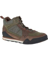Merrell Burnt Rock Mid - Multicolor