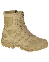 "Merrell - Moab 2 8"" Tactical Waterproof Boot - Lyst"