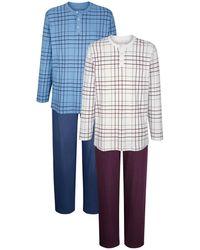 Roger Kent Pyjama's - Meerkleurig