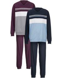 G Gregory Pyjama - Blauw