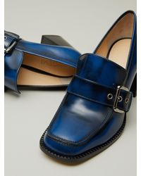 M.Gemi The Scuola 70mm Buckle - Blue