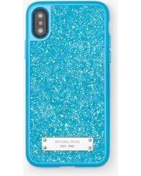 Michael Kors - Glitter Phone Case For Iphone X - Lyst