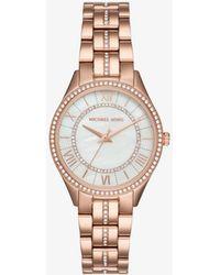 Michael Kors MK3716 Lauryn Women's Watch - Metálico
