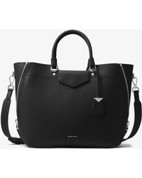 Michael Kors - Blakely Leather Tote - Lyst