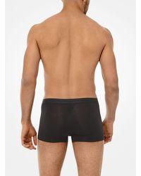 Michael Kors 3-pack Stretch Cotton Trunk - Black