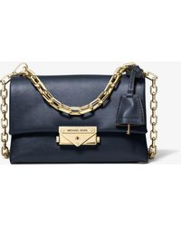 Michael Kors - Cece Extra-small Leather Crossbody Bag - Lyst