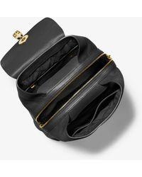 Michael Kors Raven Medium Backpack - Black