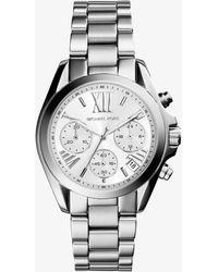 MICHAEL Michael Kors - Mk6174 Women's Watch In Silver - Lyst