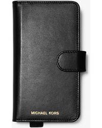Michael Kors - Folio Hand Strap Xr - Lyst